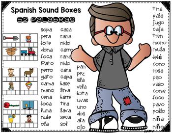 Spanish Sound Boxes