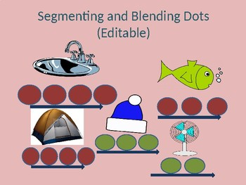 Segmenting Blending Dots