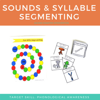 Segmenting Sounds & Syllables Game