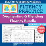 Segmenting and Blending Fluency Homework or Intervention B