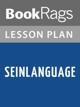 Seinlanguage Lesson Plans