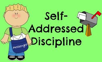 Self Addressed Discipline