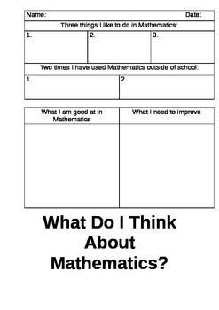 Self Assessment Maths