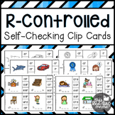 Self-Checking R-Controlled Clip Cards