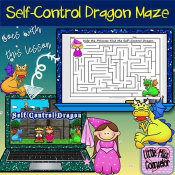 Self-Control Dragon Maze