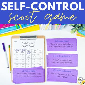 Self-Control Scoot Game