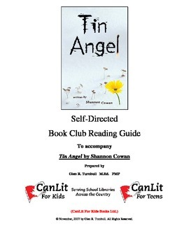 Self-Directed Reading Guide for Tin Angel by Shannon Cowan