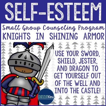 Self Esteem Small Group Counseling Program - Elementary Sc