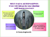 Self-Harm Alternatives - Over 130 Ideas for Use in Student