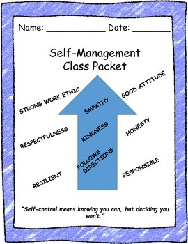 Self-Management Packet