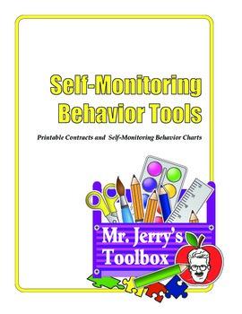Behavior Tools for Self Monitoring