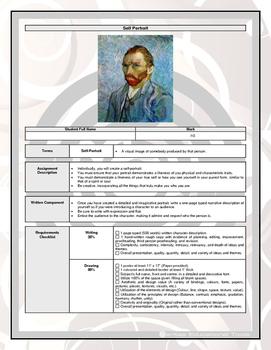 Assignment - Self Portrait