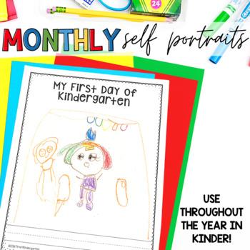 Self Portraits All Year Long