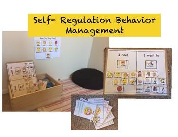 Self Regulation Pack: Behavior Management