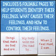 Self Regulation Foldables