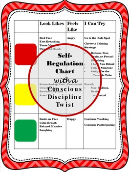 Self-Regulation Scale with Conscious Discipline-Based Strategies