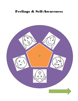 Feelings Self- Awareness Activity