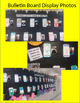 Selfie Art and Poem Project: Bulletin Board Display