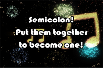 Semicolons - Educational Music Video Bundle (with quiz)