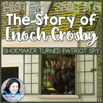 Sensational History Snip-Its Series-The Story of Enoch Cro