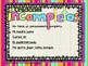 Sensational Sentences - Complete Sentences FREE SAMPLE in