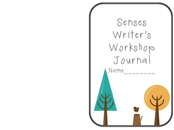 Senses Writer's Workshop Journal