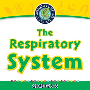 Senses,Nervous & Respiratory Systems: The Respiratory Syst