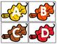 Sensory Bin Center Activities - Fall Letter Matching