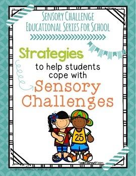 Sensory Challenge Educational Series for School