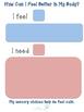 Sensory Choices Visual Support