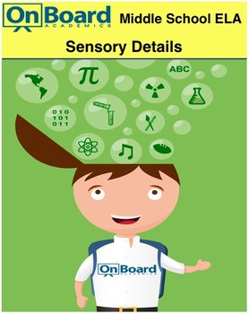 Sensory Details in Descriptive Language-Interactive Lesson