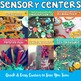 Sensory Learning Centers {Ready to Go}