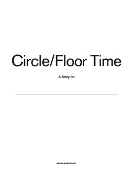 Sensory Stories PDF Circle Time/Floor Time