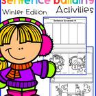 Sentence Building (Winter Edition)