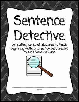 Sentence Detective Editing Practice