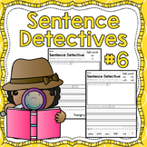 Sentence Detective - Edition 6