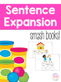 Sentence Expansion Smash Books