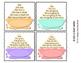 Ice Cream Sentence Fluency Pyramids