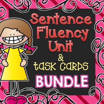 Sentence Fluency: Common Core Writing Practice for Grades