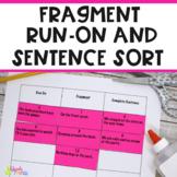 Sentence? Fragment? RunOn?