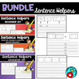 Sentence Writing - Bundle