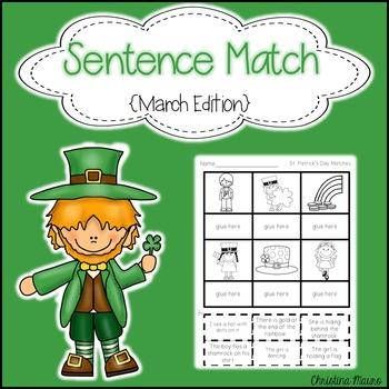 Sentence Match {March Edition}