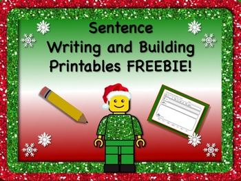 Sentence Reading, Writing, and Building Printable Workshee