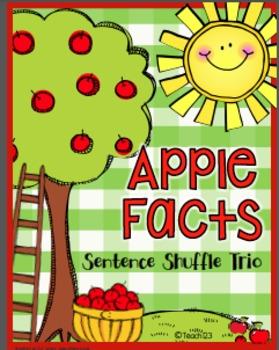 Apple Facts Fluency Activity
