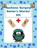 Sentence Surgery Doctor's Starter Kit (editing)