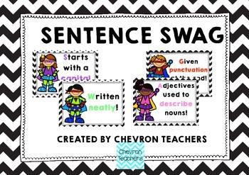 Sentence Swag