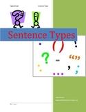 Sentence Types Game