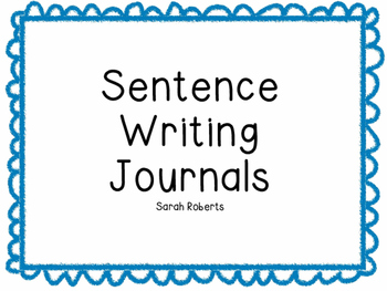 Daily Writing Journals
