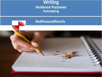 Sentences - Four Purposes