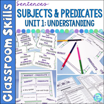 Sentence Structure for Beginners: Subjects and Predicates